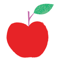 Apple icon indicating School programming