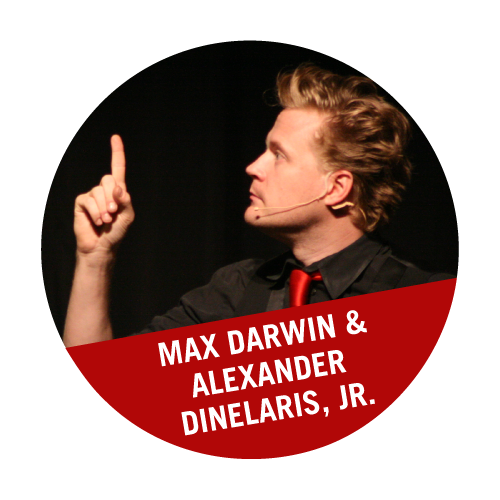 Max Darwin and Alexander Dinelaris Jr.