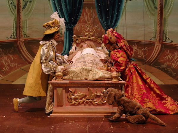 Sleeping Beauty by Carlo Colla & Sons Marionette Company