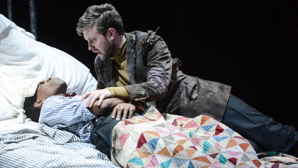 The Velveteen Rabbit, Unicorn Theatre (Photo: Robert Day)