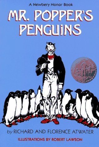 Mr. Popper's Penguins, the Book