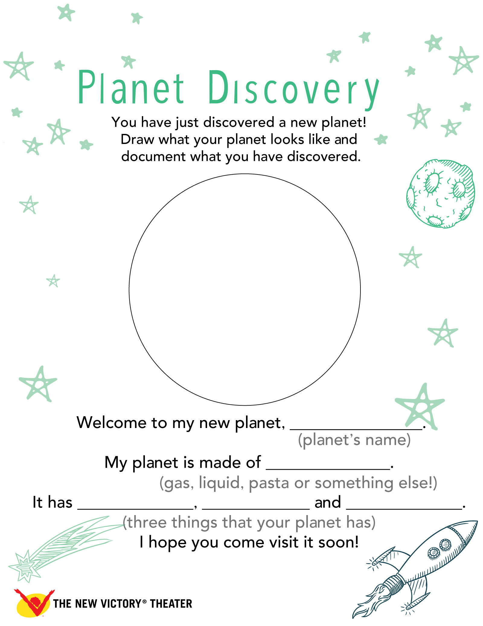 Planet Discover
