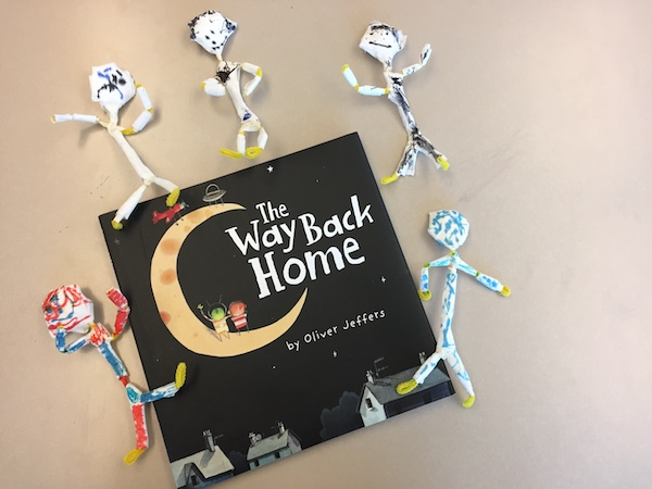 The Way Back Home Puppets