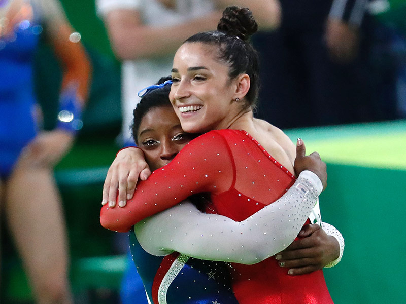 Simone and Aly