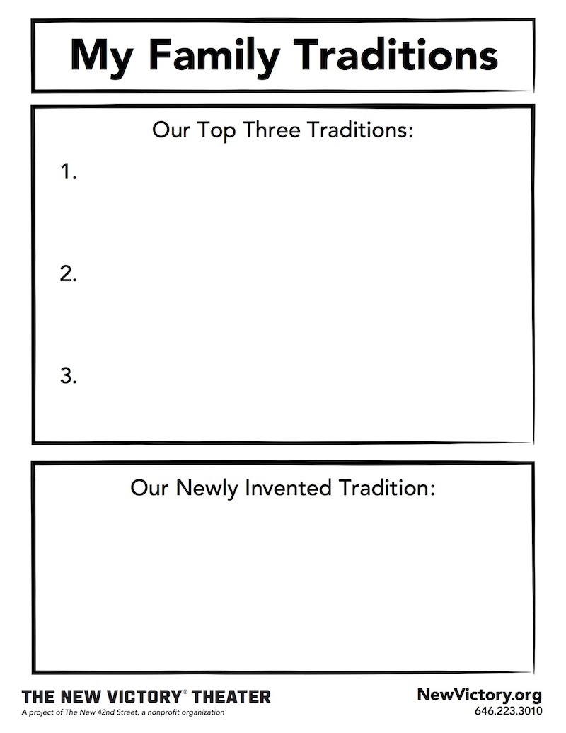 Family Code of Traditions