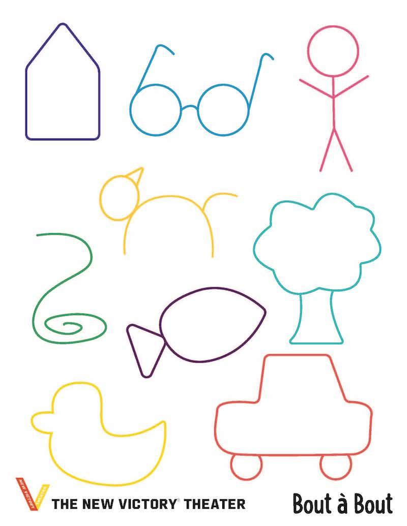 Family Activity worksheet