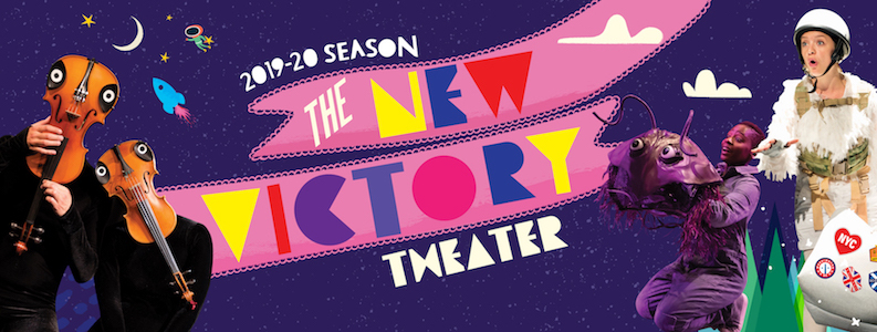 Welcome to the 2019-20 New Victory season!