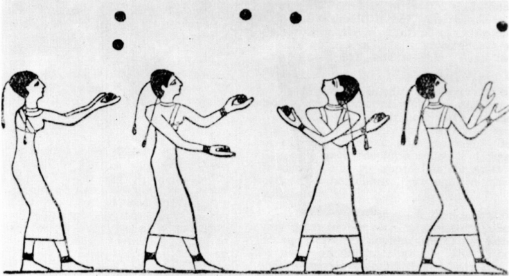 Juggling Egyptians