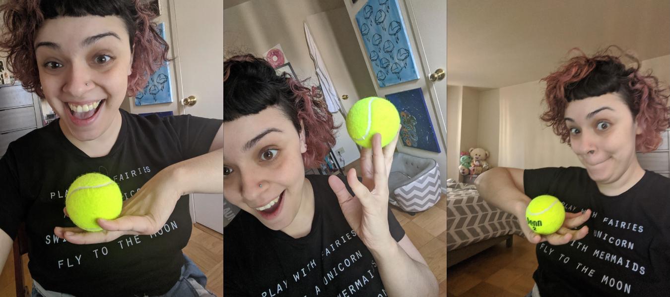 Siobhan's Juggling Example
