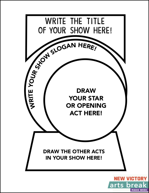 Magic Show Template