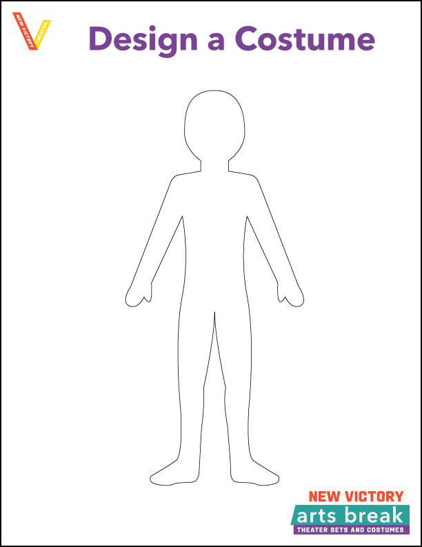 Design a Costume Template