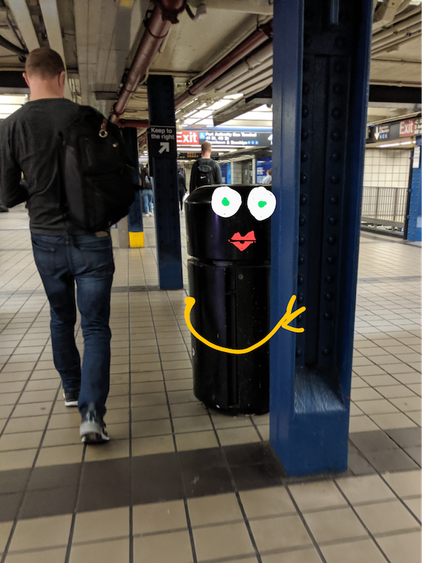 Subway Creature Two