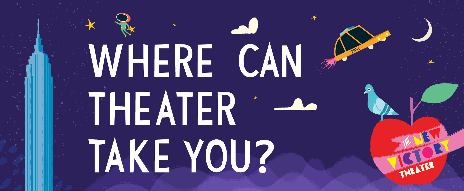 Where Can Theater Take You?