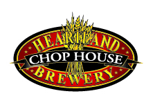 Heartland Brewery and Chophouse logo
