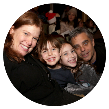 Enjoy a family trip to the New Victory holiday show.