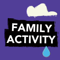 Water on Mars Family Activity