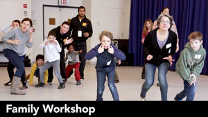 Family Workshop: Clowning