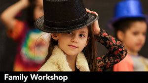 Family Workshop: Magic and Illusion