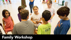Family Workshop: Songwriting