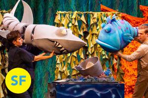 The Pout-Pout Fish: Sensory-Friendly