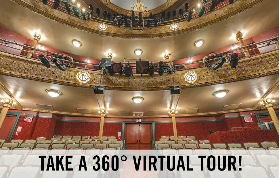 New Victory Venue Virtual Tour