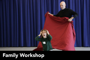 Family Workshop: Create Your Own Fairy Tale (CANCELED)