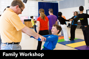 Family Workshop: Family Acro