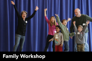 Family Workshop: Make Your Own Play