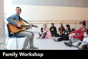 Family Workshop: Musical Theater (CANCELED)