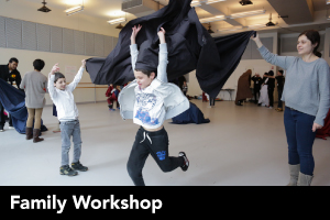 Family Workshop: Shadow Dance