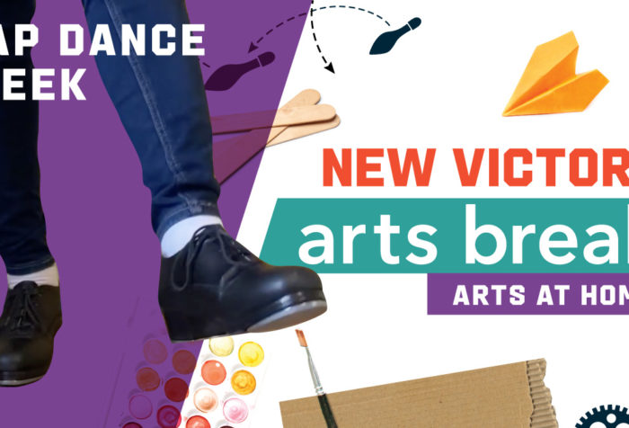 New Victory Arts Break Tap Dance Week