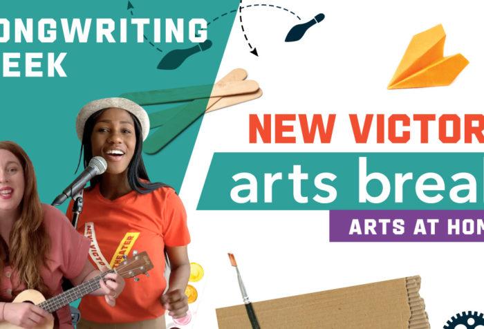 New Victory Arts Break Songwriting Week