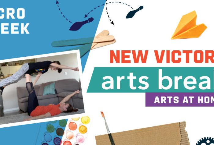 New Victory Arts Break Acro Week