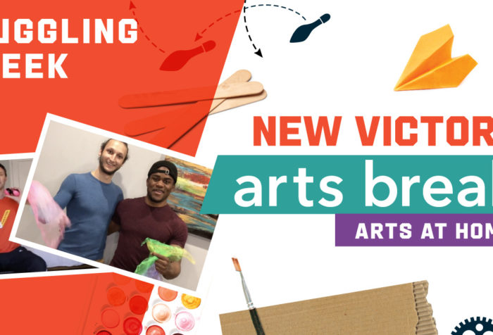 New Victory Arts Break Juggling Week
