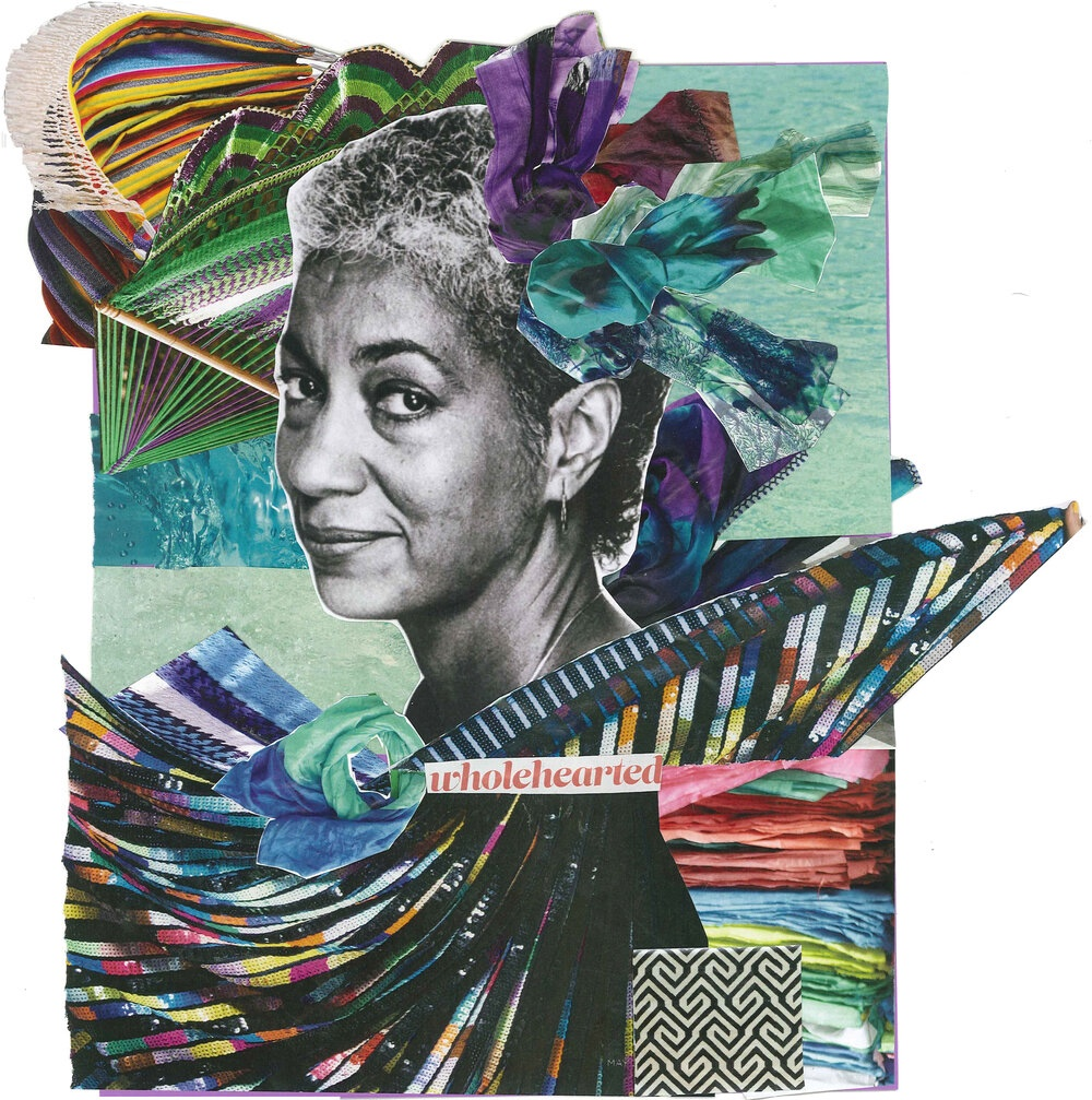"""Black Feminist Breathing: Wholehearted for June Jordan"" by Alexis Pauline Gumbs (2014)"