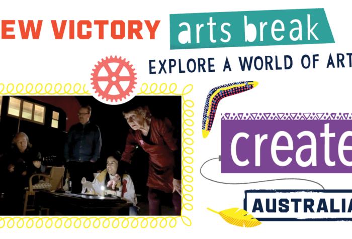 New Victory Arts Break: Australia - Create