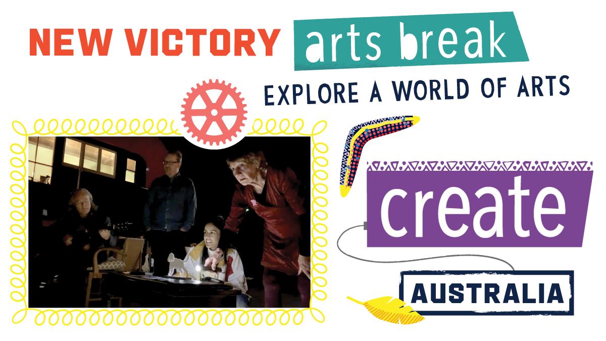 New Victory Arts Break Create