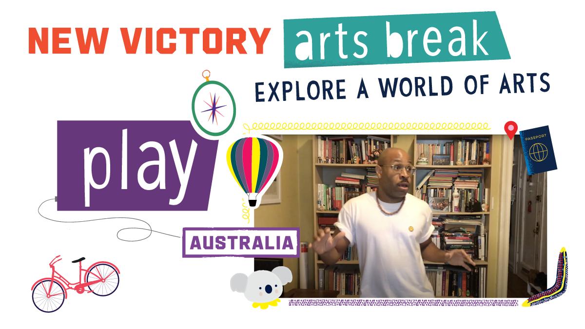 New Victory Arts Break Play