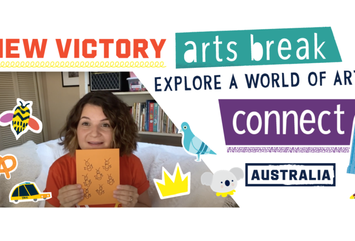 New Victory Arts Break: Australia - Connect