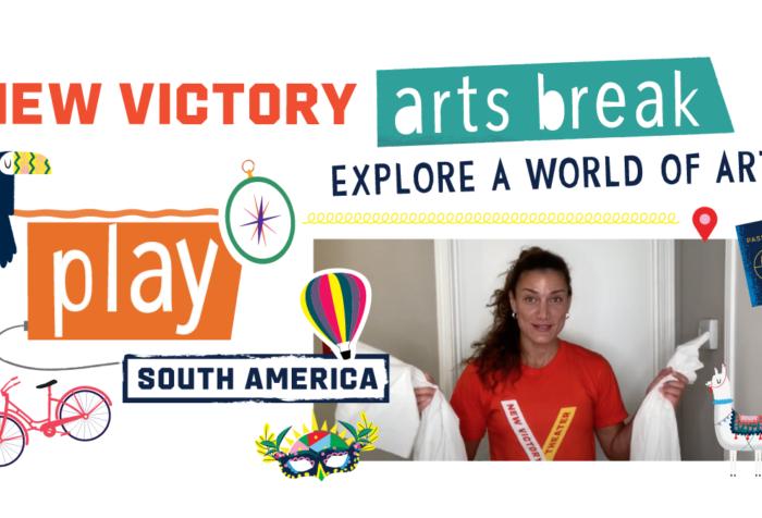 Arts Break South America Play