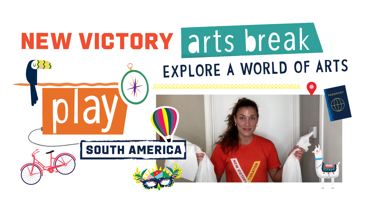 Arts Break South America Play