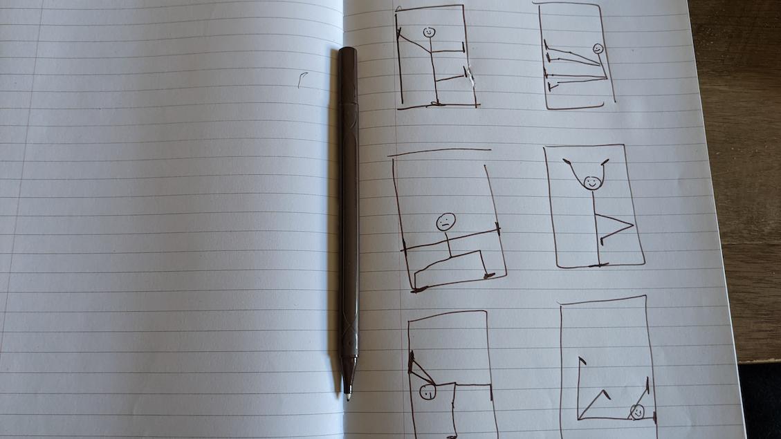 Doorjamb Notebook