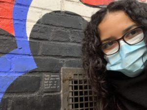 Arts Break Keanna Masked