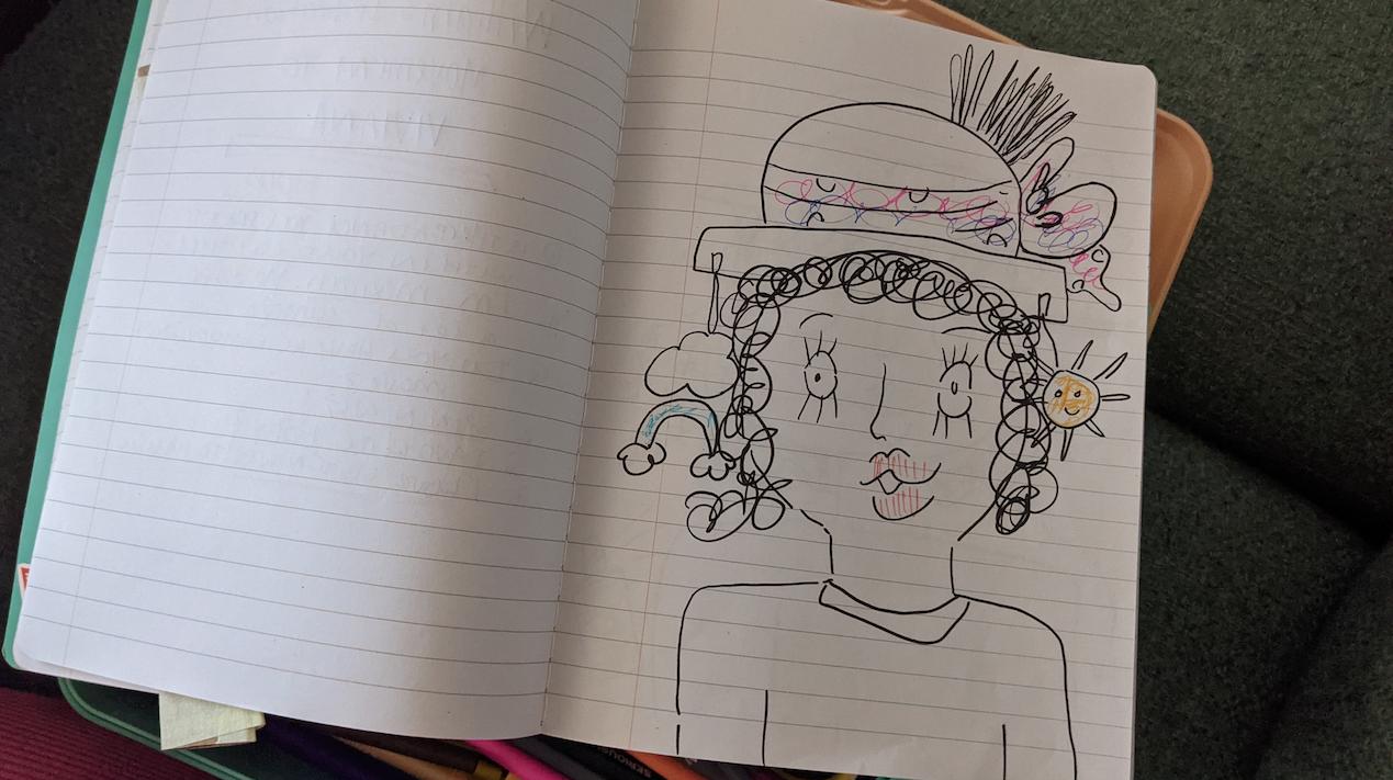 Notebook Jamboree Hat 1