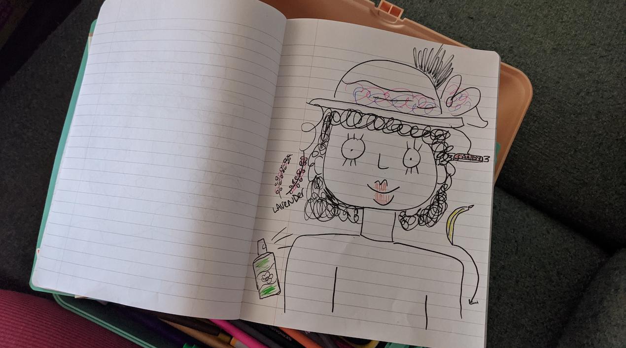 Notebook Jamboree Hat 2