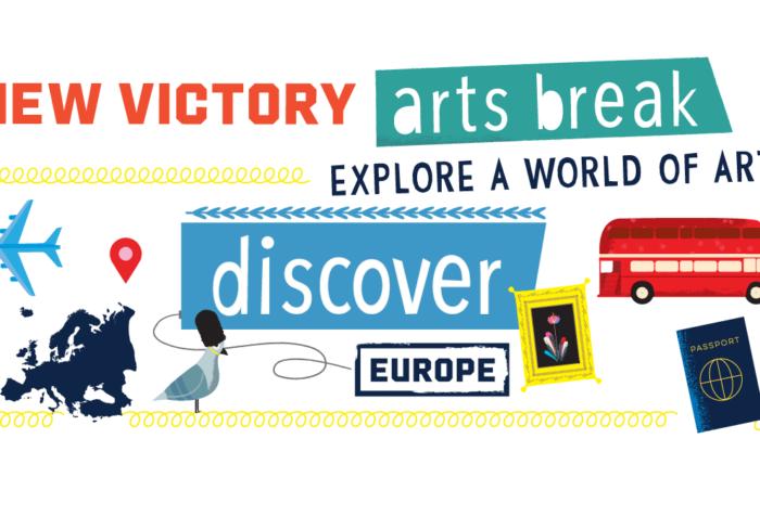 Arts Break Europe Discover