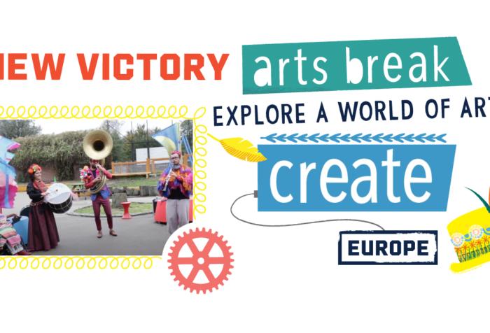 Arts Break Header Europe Create
