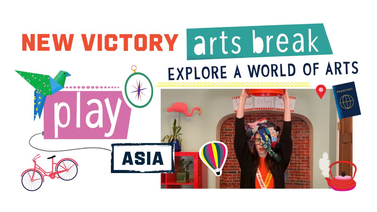 Arts Break Asia Play