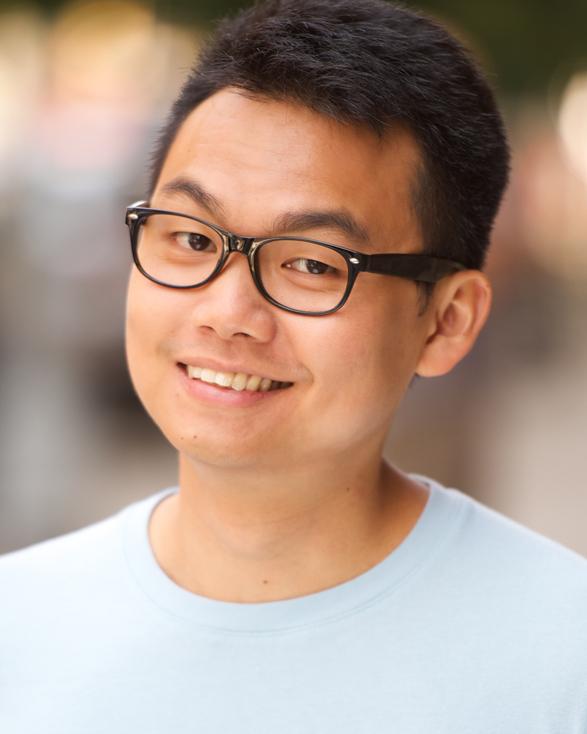 Headshot of Marcus Yi